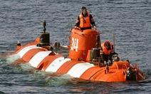 Cháy tàu lặn quân sự Nga, 14 thủy thủ thiệt mạng
