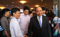Thủ tướng Nguyễn Xuân Phúc: 'Đã cấp dự án rồi thì phải triển khai nhanh'