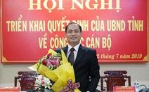 PGS.TS Từ Diệp Công Thành làm hiệu trưởng Trường ĐH Bạc Liêu