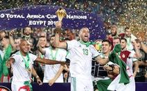 Algeria ăn mừng trong phấn khích sau khi lên ngôi vô địch CAN 2019