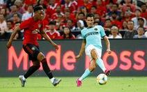 Video trận M.U đá bại Inter ở IC Cup với bàn thắng của tiền đạo 17 tuổi