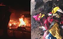 Bị ném 'bom xăng' vào nhà, mẹ phỏng nặng, con gái 4 tuổi may thoát kịp