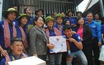 Lãnh đạo TP.HCM thăm, tặng quà các chiến sĩ Mùa hè xanh Đồng Tháp
