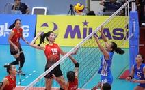 Bóng chuyền nữ Việt Nam thua Triều Tiên ở bán kết U23 châu Á
