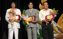 Minh Vương, Thanh Tuấn, Giang Châu chính thức được vinh danh Nghệ sĩ nhân dân