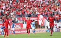 'Siêu phẩm' được mùa tại Lạch Tray, Hải Phòng đá bại Quảng Ninh 3-2