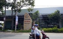 Cưỡng chế khu đất 24.000 mét vuông xây trái phép do Alibaba phân phối