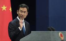 'Nếu Washington cử chuyên gia đến, phải chịu sự quản lý của Trung Quốc và WHO'