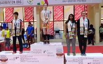 Vũ Thị Trang vô địch Giải cầu lông quốc tế tại Ghana