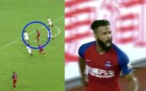 Video lão tướng Brazil đi bóng qua 5 hậu vệ đối phương rồi ghi bàn gợi nhớ 'Ro béo'