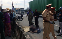 Va chạm xe bồn trên quốc lộ 51, nam thanh niên bị cán chết