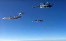 Hàn Quốc bắn cảnh cáo chiến đấu cơ Nga xâm phạm không phận