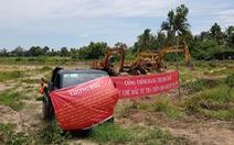 Dự án cao tốc Trung Lương - Mỹ Thuận: Ngưng thi công vì thiếu vốn