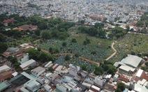 Xin được hoạt động 5 lò hỏa táng tại nghĩa trang Bình Hưng Hòa
