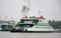 TP.HCM sẽ có tuyến phà biển đầu tiên từ Cần Giờ đi Vũng Tàu