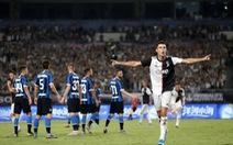 Ronaldo ghi bàn trên chấm đá phạt giúp Juventus đánh bại Inter Milan