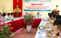 200 gian hàng giới thiệu sản phẩm doanh nghiệp TP.HCM tại Nghệ An