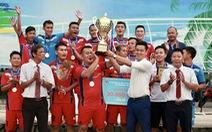 Thua Khánh Hòa trong trận chung kết bóng đá bãi biển quốc gia 2019, Đà Nẵng không lên nhận giải