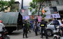 Bộ Công an đề nghị chủ tịch Hà Nội chỉ đạo cung cấp thông tin liên quan vụ Nhật Cường