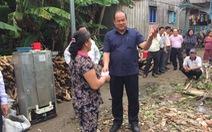 Mưa dông, lốc xoáy làm hơn 870 căn nhà ở An Giang sập, tốc mái