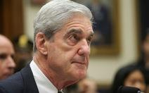 Ông Robert Mueller: 'Tổng thống đã không được xóa tội'