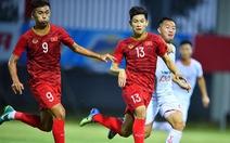 U22 Việt Nam đánh bại Viettel 2-0 trong trận đấu tập