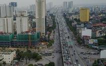 Sẽ thu phí ôtô vào nội thành Hà Nội từ đường vành đai 3