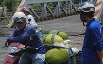 Giá mít Thái 'nhảy múa', mỗi trái cả triệu đồng
