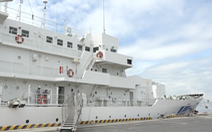 Video: Tàu KOJIMA thuộc Lực lượng Bảo vệ bờ biển Nhật Bản thăm Đà Nẵng