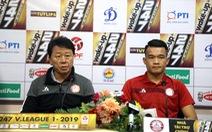 'Đá với Hà Nội, chúng tôi sẽ cố gắng cống hiến một trận đấu đẹp'
