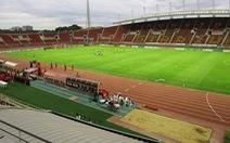 Thái Lan chọn sân trường đại học có 25.000 chỗ ngồi để tiếp tuyển Việt Nam