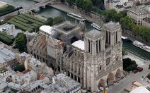 Nhà thờ Đức Bà Paris dễ sập trần do nắng quá nóng