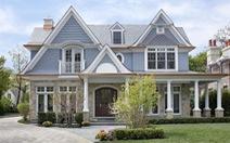 10 màu sơn ngoại thất đẹp tuyệt cho ngôi nhà