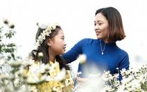 'Giây phút ấy con thấy mình thật may mắn khi có mẹ'