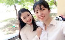 Nữ sinh có điểm địa lý cao nhất Quảng Nam đăng ký NV1 vào ĐH Duy Tân
