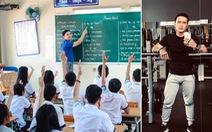 Học trò 'tấn phong' tôi là... 'thầy giáo hot boy'