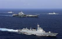 Philippines tố tàu chiến Trung Quốc ngang nhiên qua eo biển không thèm báo