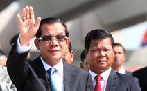 Dân mạng lại đồn ông Hun Sen bệnh nặng