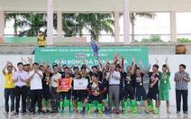 FC Thiệu Nguyên vô địch Cup Huda 2019