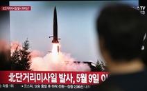 Triều Tiên tuyên bố bắn thử 'vũ khí mới' để 'cảnh cáo Hàn Quốc'