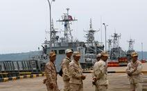 Campuchia mời 80 nhà báo quốc tế thăm 'tận nơi' căn cứ hải quân Ream
