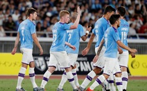 Video Man City đá bại Yokohama F.Marinos 3-1