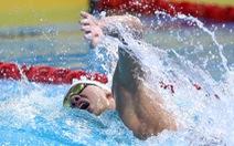 Huy Hoàng mất cơ hội vào chung kết 1.500m tự do Giải vô địch thế giới