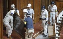 Thượng viện Nhật sửa hạ tầng cho nghị sĩ dùng xe lăn