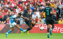 Liverpool thua đậm Napoli 0-3