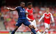 Arsenal mất vô địch Emirates Cup sau trận thua Lyon