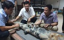 Súng thần công thời Nguyễn ở Đà Nẵng có xuất xứ từ Hà Lan