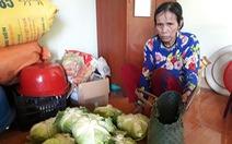 Người mẹ của ca sĩ Châu Việt Cường sống trong nghèo khó