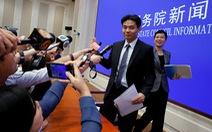 Trung Quốc khẳng định ủng hộ lãnh đạo Hong Kong