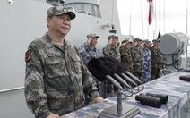 Trung Quốc tuyên bố tập trận lớn, sát nách Đài Loan